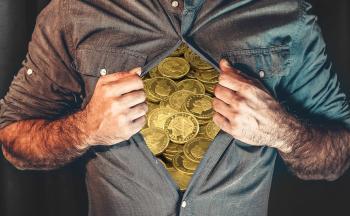 Pengemaskiner og pengesystemer